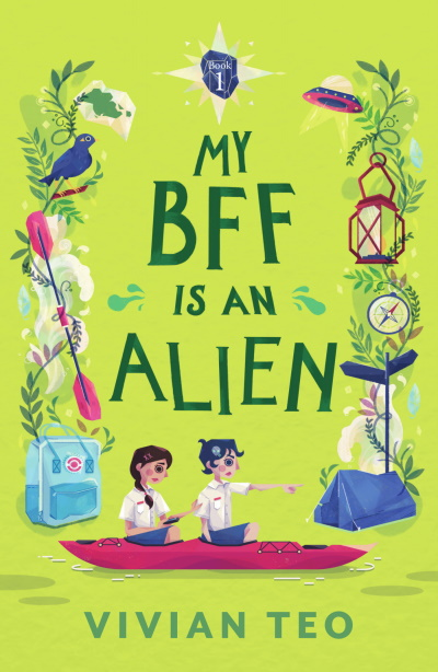 My BFF Is an Alien (Book 1):