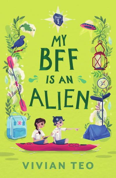 My BFF Is an Alien (Book 1)