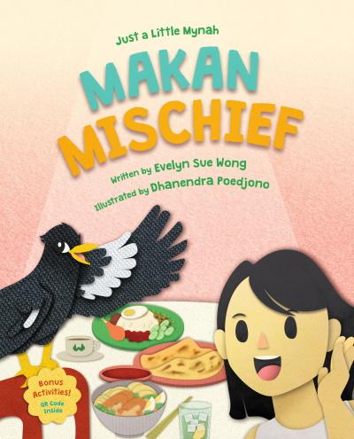 Just a Little Mynah (Book 2): Makan Mischief